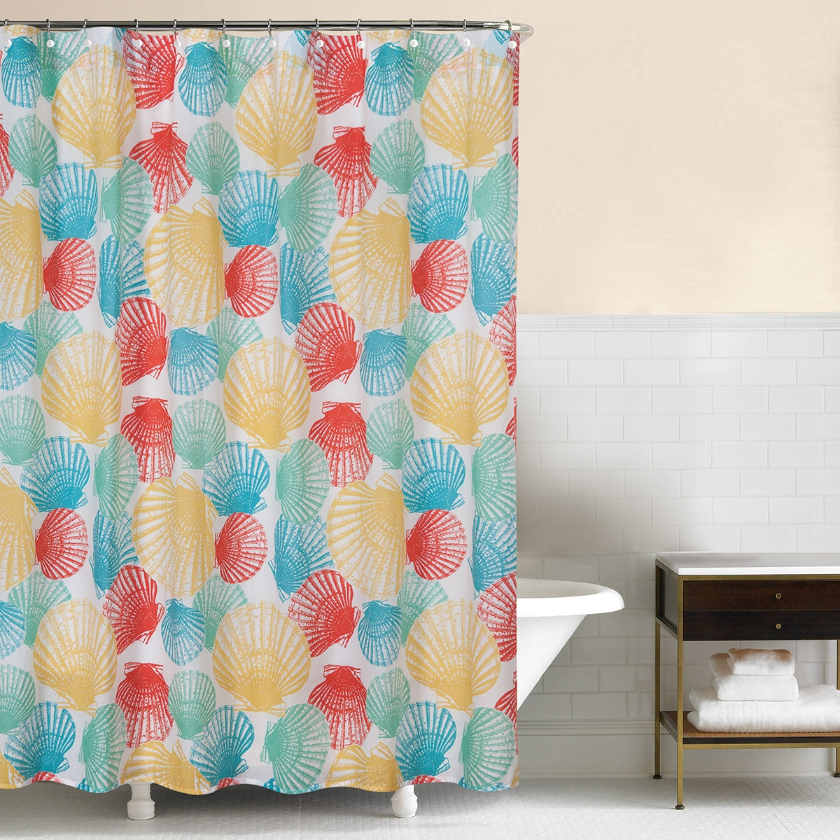 Captiva Island Shower Curtain 820887272