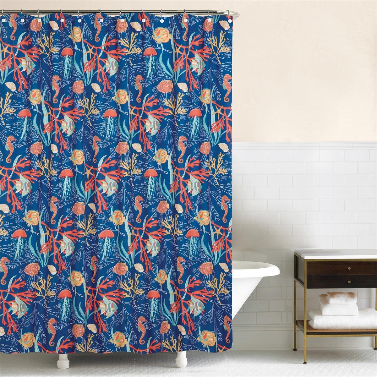 Bimini Island Shower Curtain