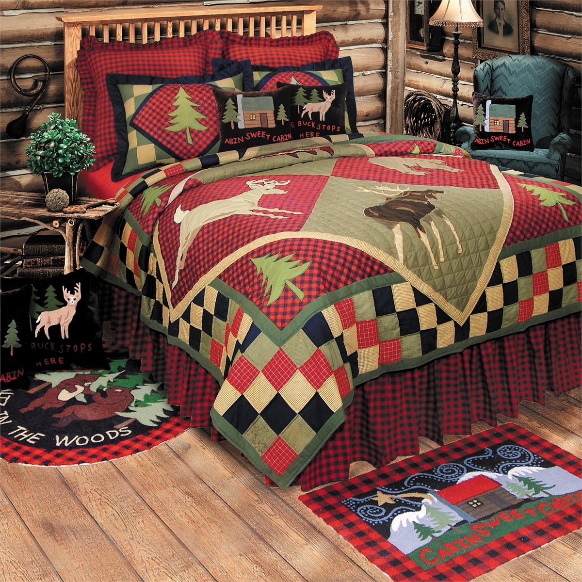Lodge F/Q Quilt   C&F Home : q for quilt - Adamdwight.com