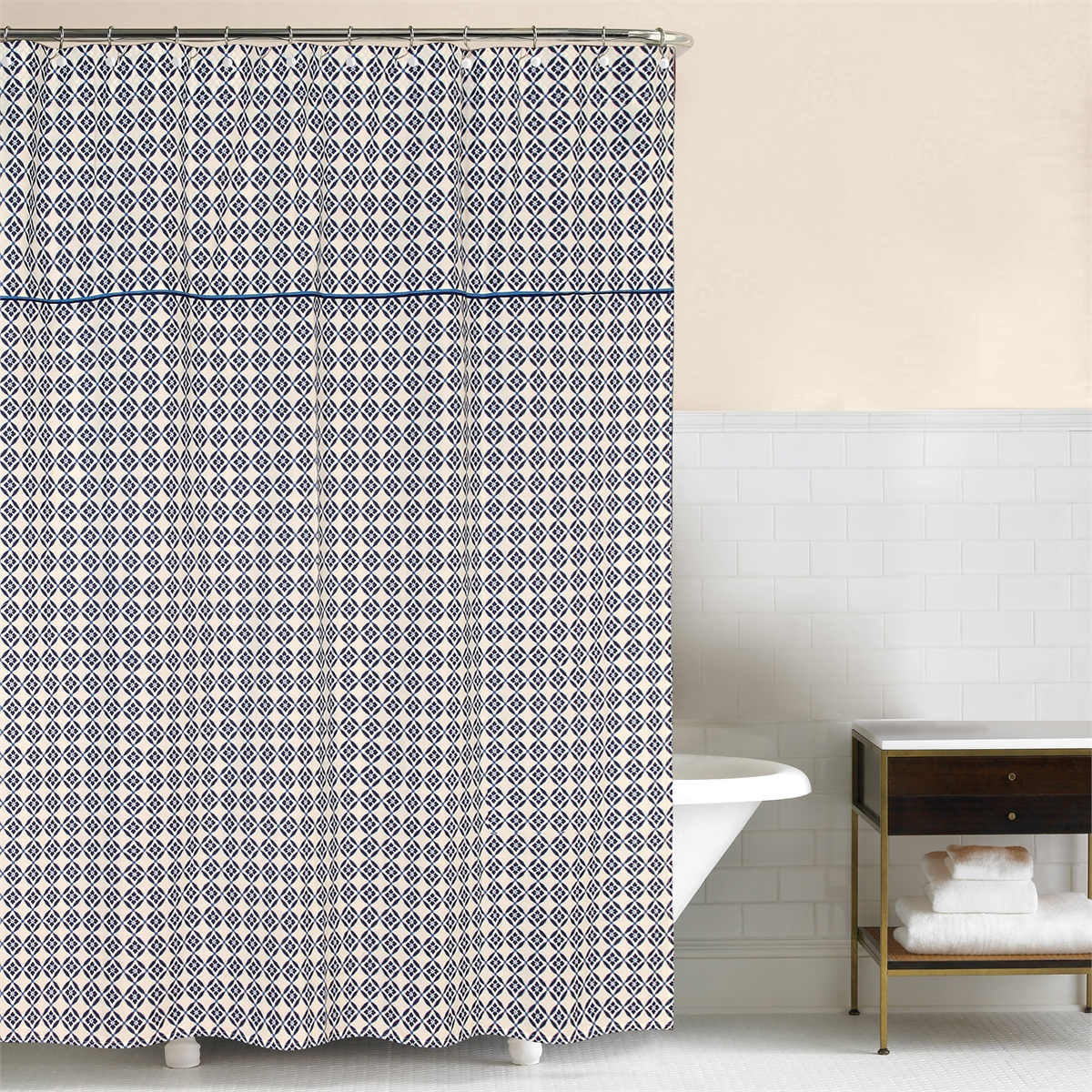 Stafford Shower Curtain | C&F Home