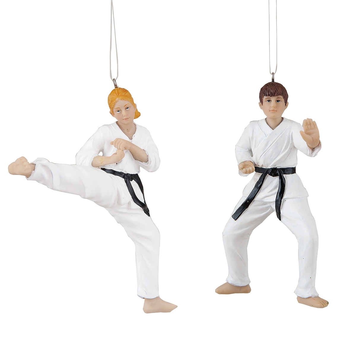 Karate ornament - Karate Ornament A 2