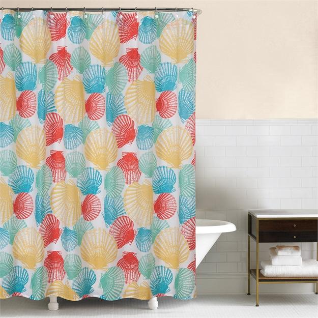 Captiva Island Shower Curtain